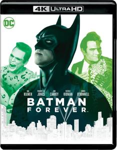Batman Forever (1995) [4K, Ultra HD]