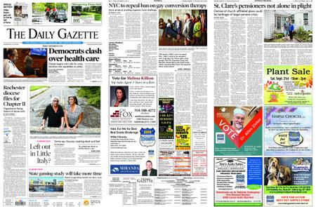 The Daily Gazette – September 13, 2019