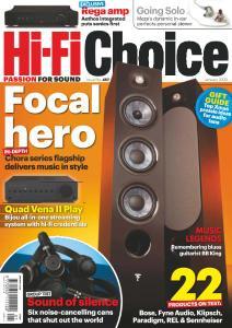 Hi-Fi Choice - Issue 457 - January 2020