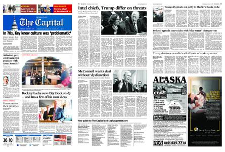 The Capital – January 30, 2019