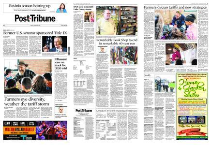 Post-Tribune – March 15, 2019