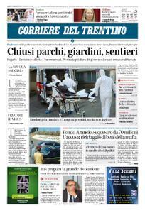 Corriere del Trentino – 21 marzo 2020