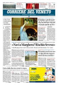 Corriere del Veneto Padova e Rovigo – 11 giugno 2019