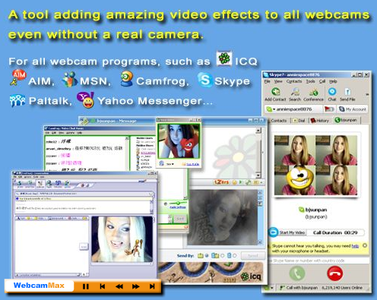 WebcamMax v2.3.0.5
