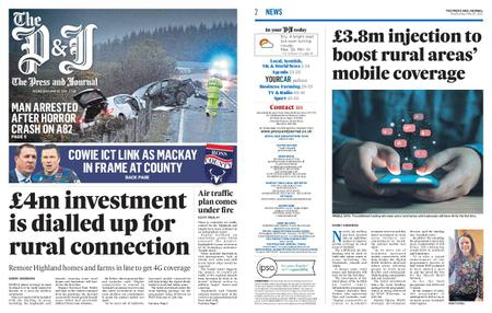 The Press and Journal Moray – May 26, 2021