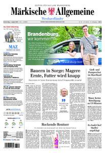 Märkische Allgemeine Westhavelländer - 01. August 2019