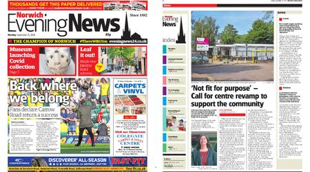 Norwich Evening News – September 21, 2020