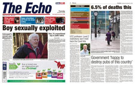 Evening Echo – November 26, 2020