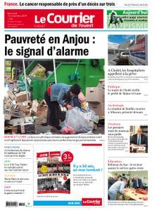 Le Courrier de l'Ouest Cholet – 13 novembre 2019