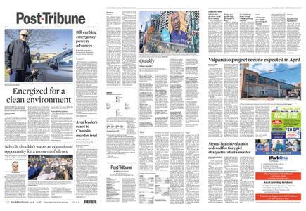 Post-Tribune – March 31, 2021