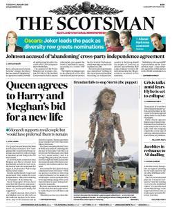 The Scotsman - 14 January 2020
