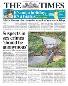 The Times - 1 August 2019
