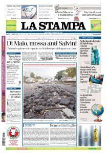 La Stampa Imperia e Sanremo - 7 Aprile 2018