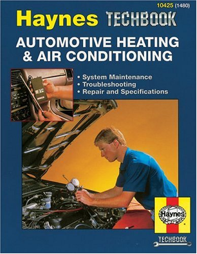 Haynes Automotive Heating and Air Conditioning Systems Manual (Repost)