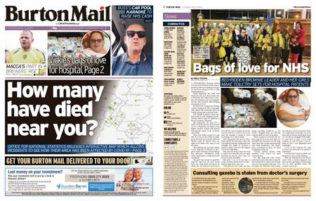 Burton Mail – May 05, 2020