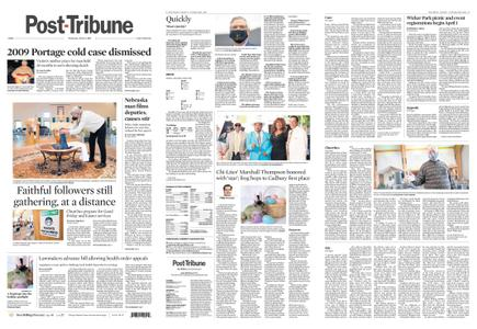 Post-Tribune – April 01, 2021