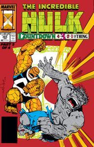 Incredible Hulk 365 1990
