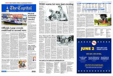 The Capital – May 27, 2020