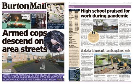 Burton Mail – April 28, 2021