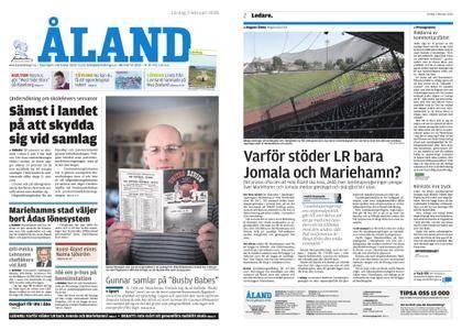 Ålandstidningen – 03 februari 2018