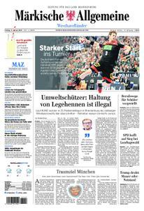 Märkische Allgemeine Westhavelländer - 11. Januar 2019