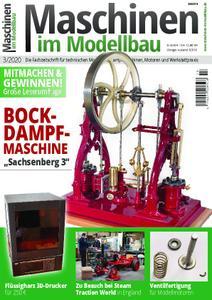 Maschinen im Modellbau - April 2020