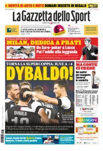 La Gazzetta dello Sport Sicilia – 23 giugno 2020