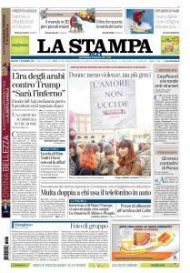La Stampa Imperia e Sanremo - 7 Dicembre 2017