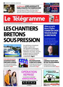 Le Télégramme Brest Abers Iroise – 06 octobre 2021