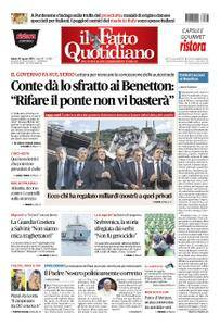 Il Fatto Quotidiano - 18 agosto 2018