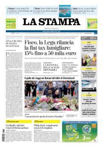 La Stampa Imperia e Sanremo - 17 Marzo 2019