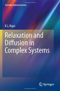 Relaxation and Diffusion in Complex Systems (repost)