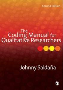 The Coding Manual for Qualitative Researchers (2nd edition) [Repost]