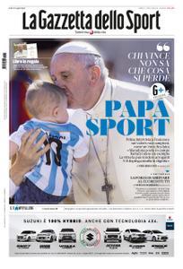La Gazzetta dello Sport Roma – 02 gennaio 2021