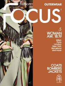 Fashion Focus Woman Outerwear - April 2018