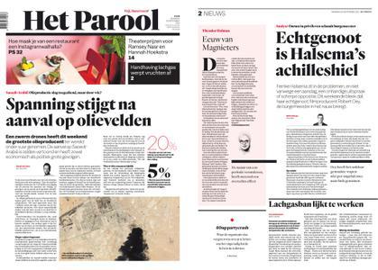 Het Parool – 16 september 2019