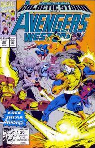 Captain America v1 398b Avengers West Coast 080