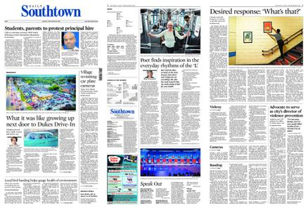 Daily Southtown – September 16, 2019