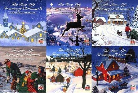 Time Life Treasury Of Christmas.The Time Life Treasury Of Christmas 6 Cd S 1997 1998