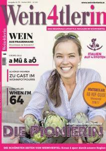 Wein4tlerin - Herbst 2016