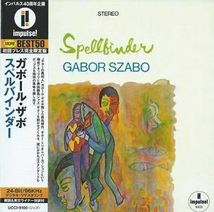 Gabor Szabo - Spellbinder (1966) {2007 Impulse! Japan Mini LP 24bit remaster UCCI-9100}