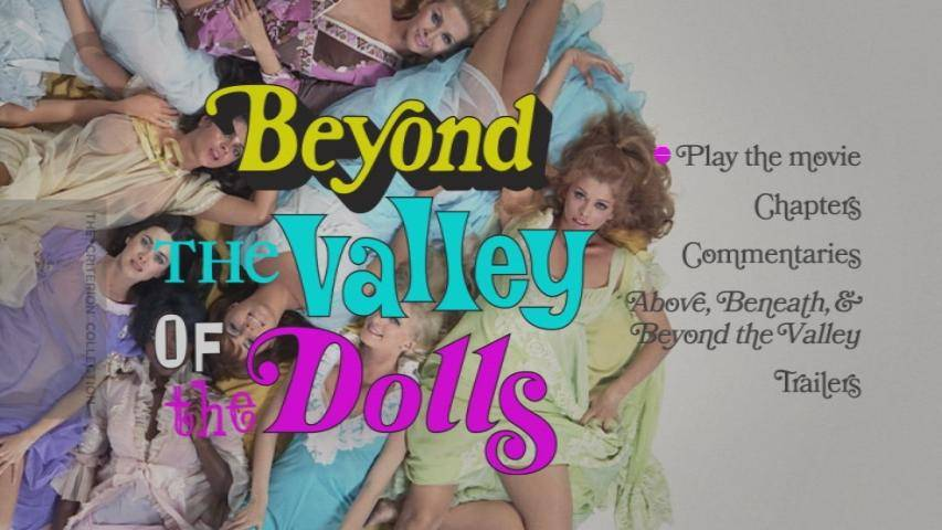 Beyond the Valley of the Dolls (1970) [Criterion Collection]