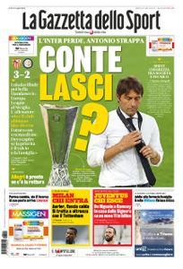 La Gazzetta dello Sport Bergamo – 22 agosto 2020