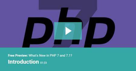 What's New in PHP 7 and 7.1