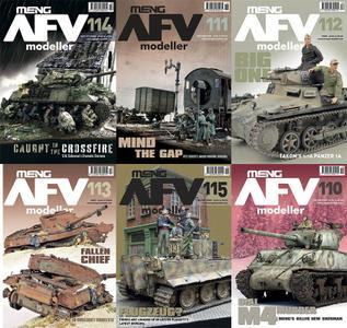 Meng AFV Modeller - Full Year 2020 Collection