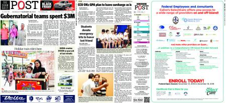 The Guam Daily Post – November 28, 2018