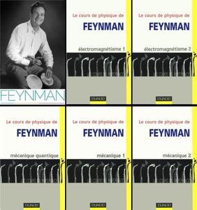 Le cours de physique de Feynman - Collection
