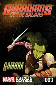 Guardians of the Galaxy Infinite Comic 003 2013  cover digital