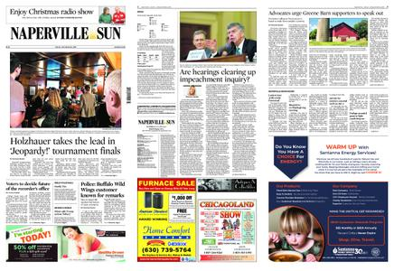 Naperville Sun – November 15, 2019