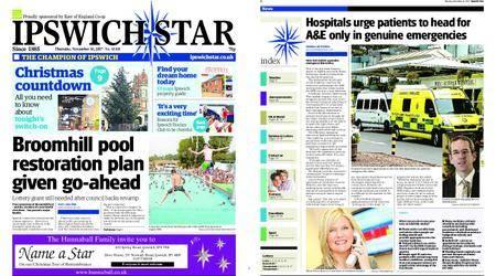 Ipswich Star – November 16, 2017